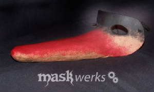 in the   Clockwork Orange    A Clockwork Orange Mask